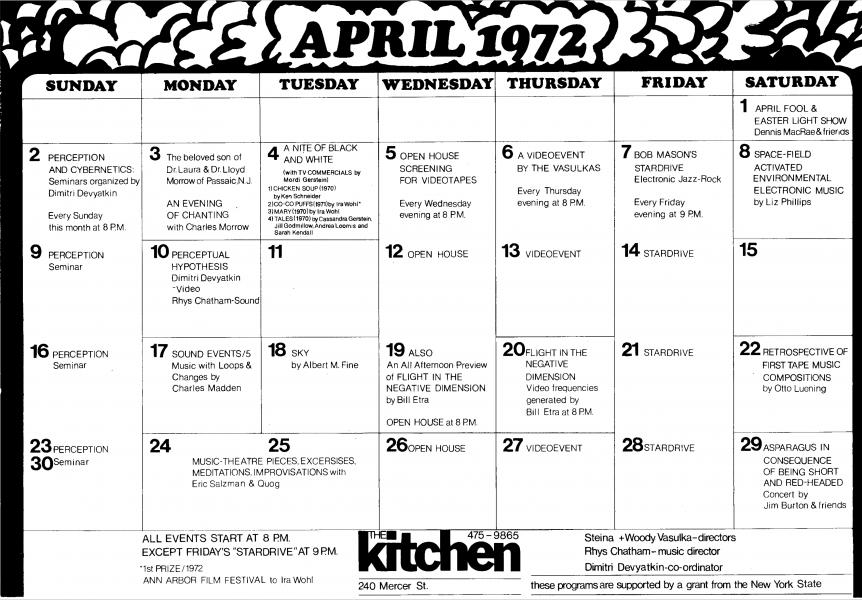 Duben 1972 / April 1972