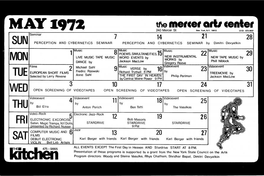 Květen 1972 / May 1972